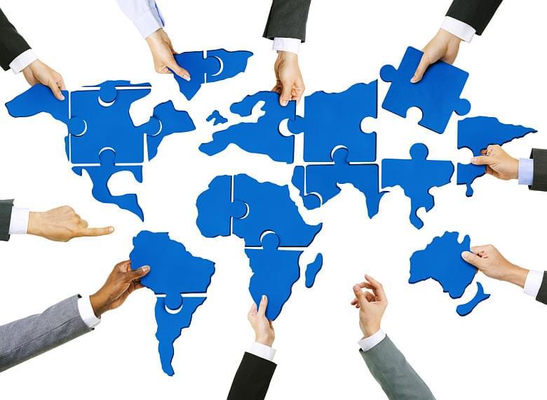 Corporate service - een lokale aanwezigheid met een internationale dimensie