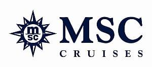 Overzicht van onze touroperators en reispartners - Logo MSC cruises