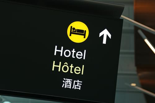Davidsfonds Cultuurreizen - Overnachten op de luchthaven