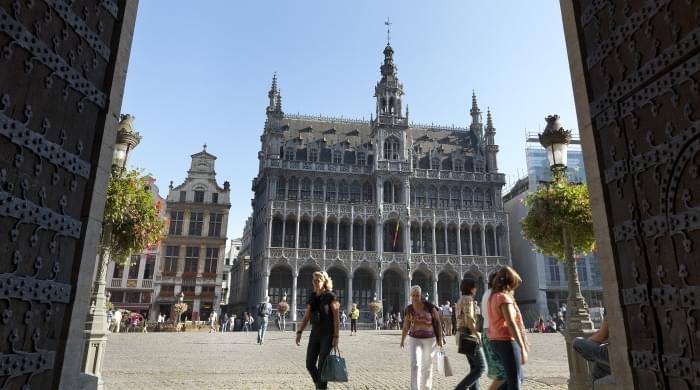Hotel Marivaux Brussel Weekendje weg