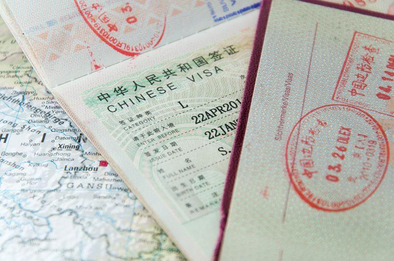 De duurtijd van een visumaanvraag voor China