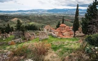 Klassieke rondreis Griekenland - Mystras - Peloponnesos