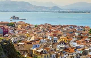 Klassieke rondreis Griekenland - Nafplion