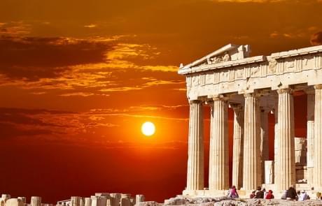 Klassieke rondreis Griekenland - Parthenon tempel Acropolis