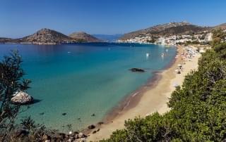 Klassieke rondreis Griekenland - Strand in Tolo
