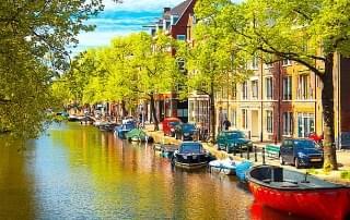 Schoolreis naar Amsterdam