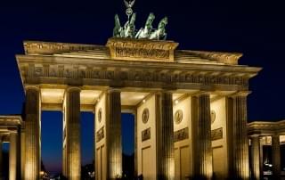 Schoolreis Berlijn - Brandenburger Tor