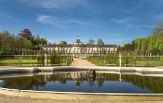 Schoolreis Berlijn - Potsdam Sanssouci