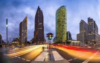 Schoolreis Berlijn - Potsdamer Platz