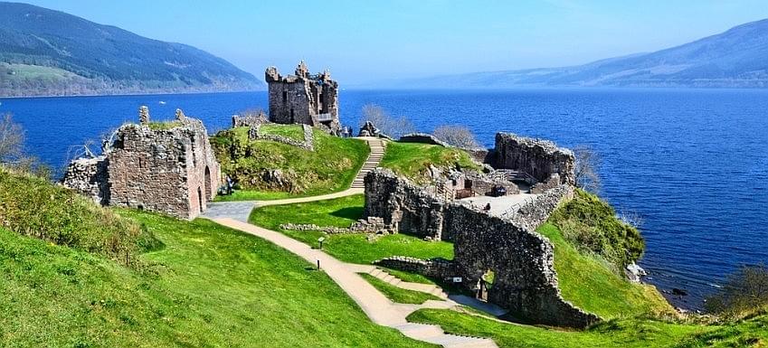 Schoolreis naar Schotland