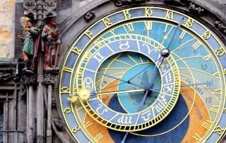 Schoolreis Tsjechie - De Astronomische klok in Praag