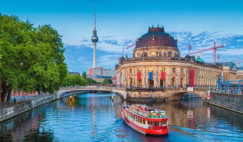 Schoolreis naar Berlijn - Museuminsel