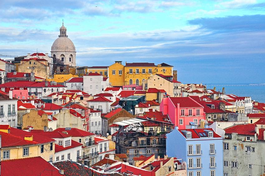 Schoolreis naar Lissabon - Lissabon