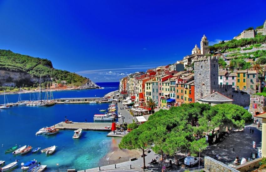 Schoolreis per bus naar Italië - de Kunststeden - Cinque Terre - Portovenere