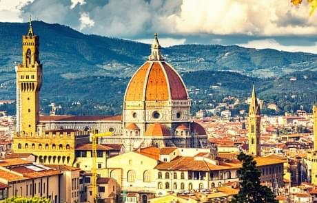 Schoolreis per bus naar Italië - de Kunststeden - Firenze