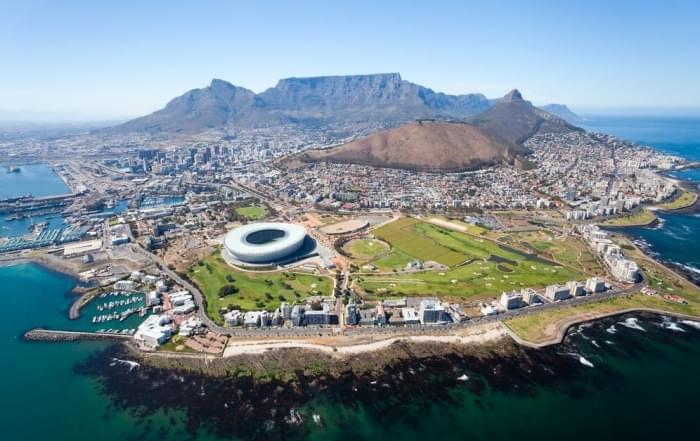 Cruise Zuid-Afrika Silversea - Cape Town
