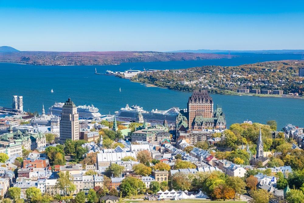 DAV2020 Rondreizen Wereld - Canada cruise