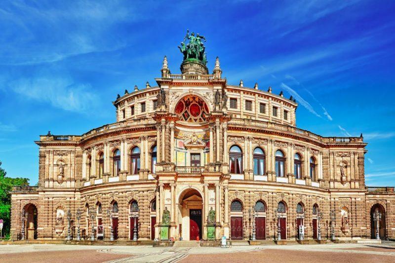 Davidsfonds Cultuurreizen - Muziekreizen 2019 - Dresden