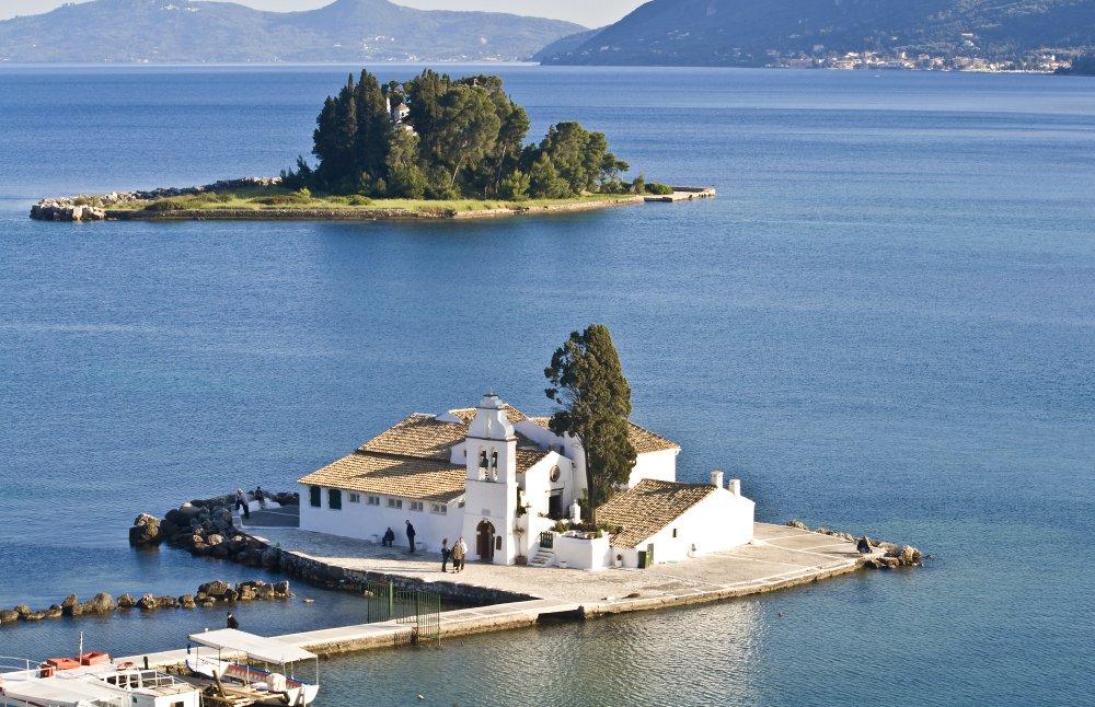 Davidsfonds Cultuurreizen - Rondreizen Europa - Corfu