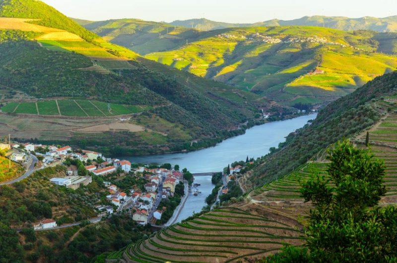 Davidsfonds Cultuurreizen - Rondreizen Wereld 2019 - Douro Cruise