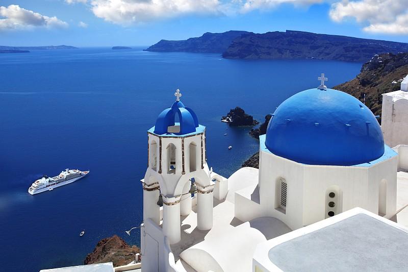 Rondreizen Europa Cruise middellandse zee