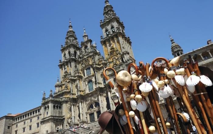 13 daagse staptocht van Astorga naar Santiago de Compostela