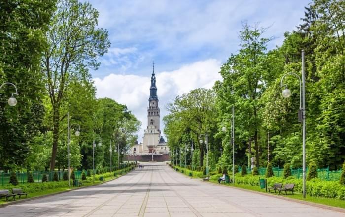 5 daagse vliegtuigreis naar Krakau, Wadowice en Czestochowa