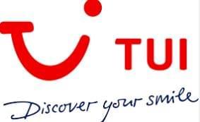 Overzicht van onze touroperators en reispartners - Logo TUI