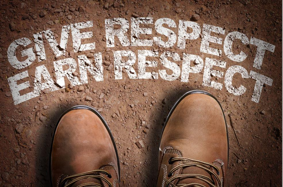 Tips voor reisbegeleiders - Respect