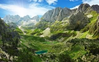 Schoolreis - Studiereis Albanië - Albanese Alpen