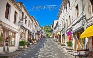 Gjirokasteron - UNESCO-werelderfgoed