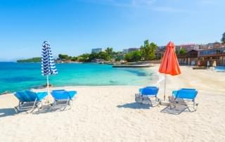 Ksamil strand