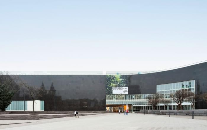 Düsseldorf onderdompeling in de hedendaagse kunst aan de Rijn