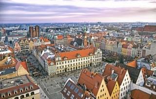 Schoolreis - studiereis Krakau en Auschwitz - Krakau Wroclaw