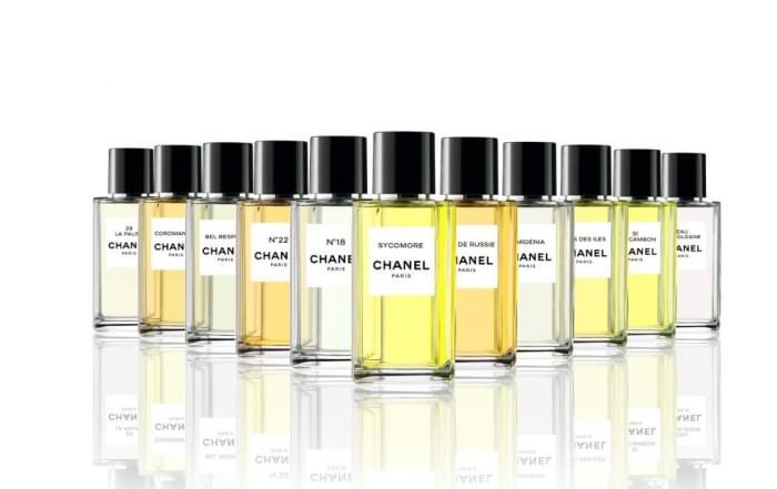 Parijs de stad van het parfum
