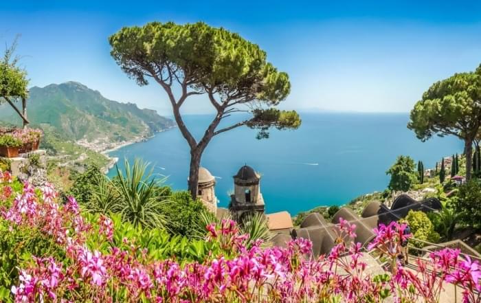 Amalfitaanse kust & Napels