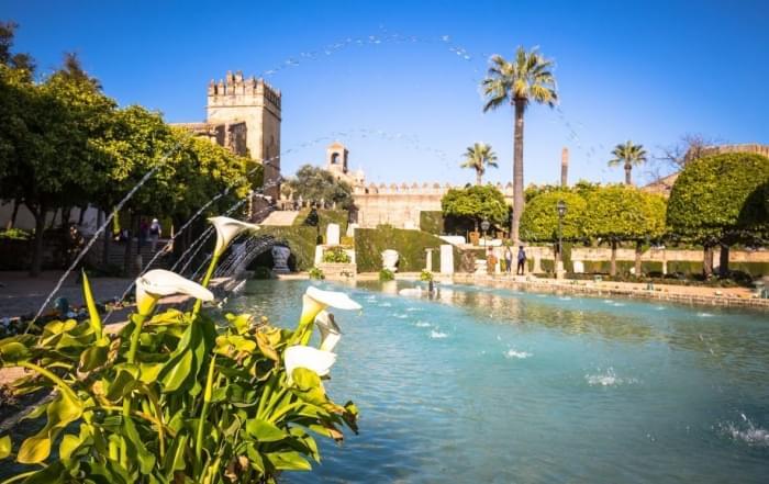 Córdoba & Granada, Spaanse tuinsteden
