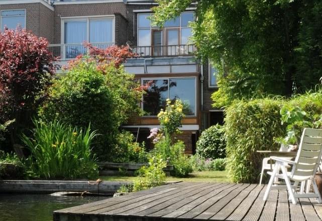 Verborgen tuinen in Rotterdam