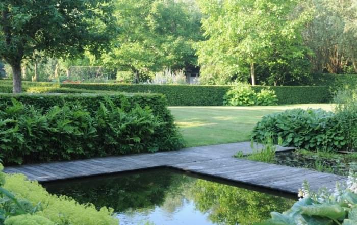 Unieke tuinen in West-Vlaanderen