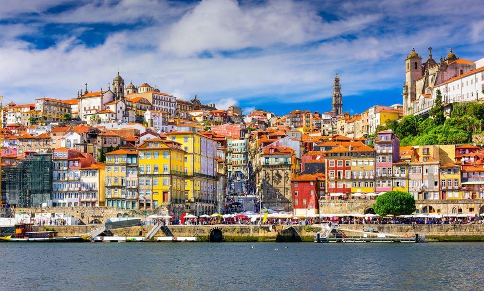 Ontdek Porto met verblijf in een luxueus hotel