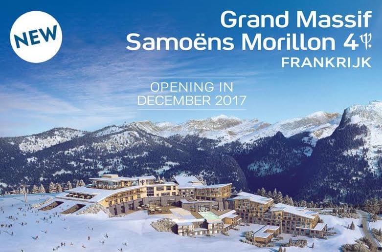 Club Med Happy First - Vroegboekactie wintervakantie 2017-2018 - Samoens Morillon