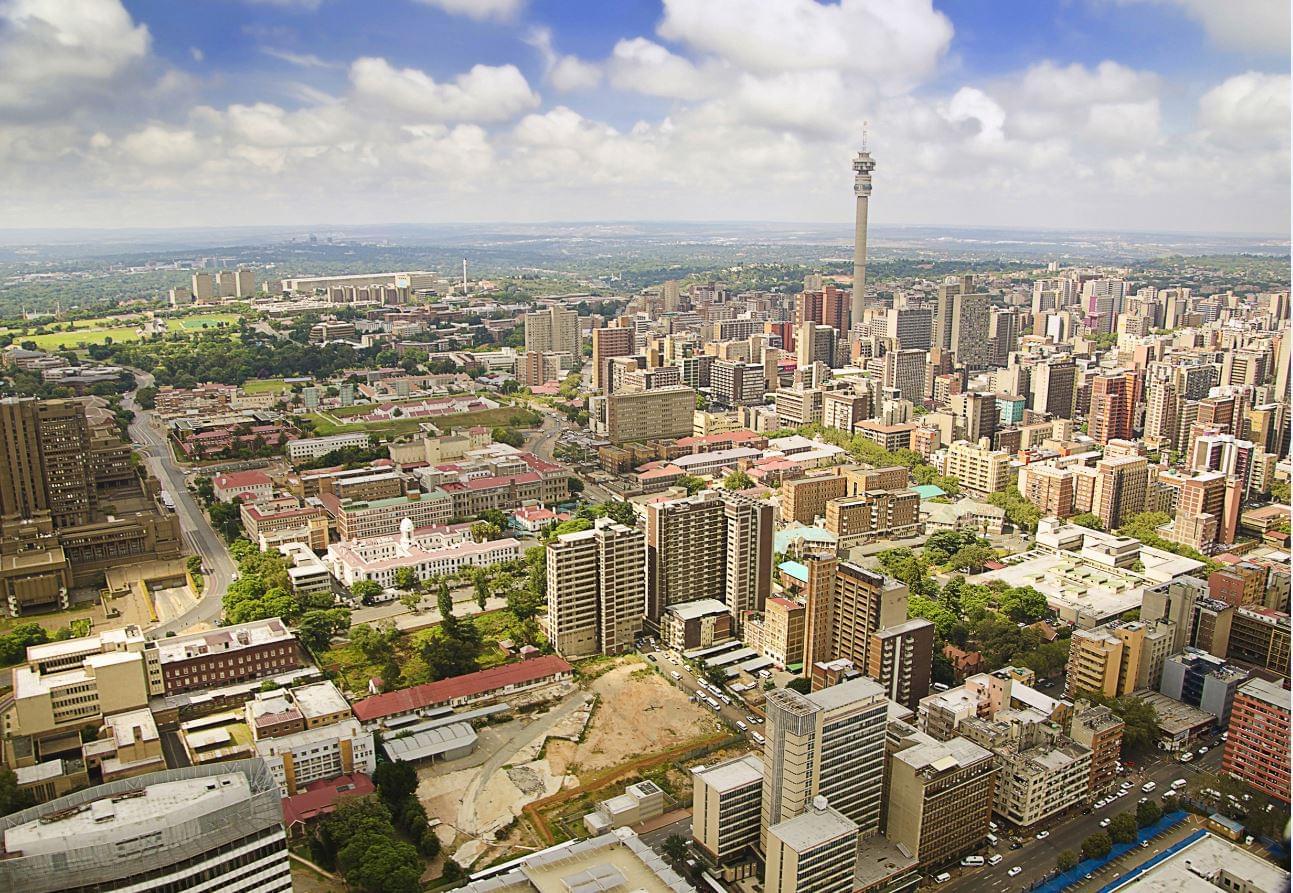 Nederlandstalige groepsreizen Zuid-Afrika: Johannesburg