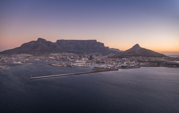 Nederlandstalige groepsreizen Zuid-Afrika: Kaapstad Tafelberg