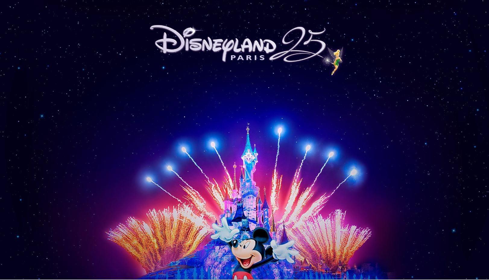 Disneyland Parijs - copyright ©Disney
