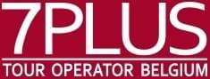 Overzicht van onze touroperators en reispartners - Logo 7Plus