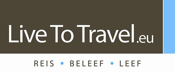 Overzicht van onze touroperators en reispartners - Logo Live To Travel