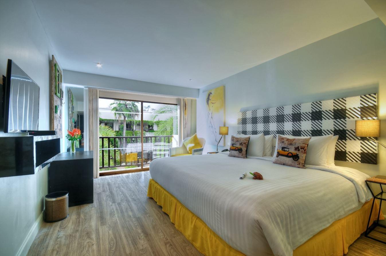 Premier Room in Burasari Resort