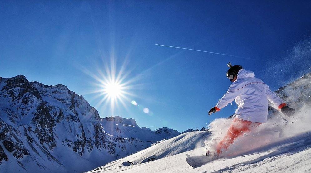 Wintersportvakanties 2018 - Snowboard