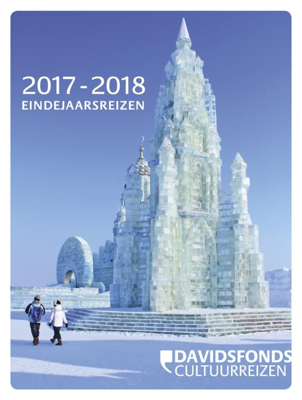 Brochure Davidsfonds 2017-2018