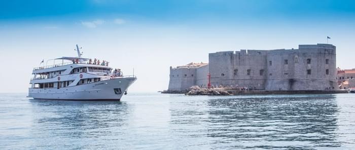 Elegante 4 cruise in Kroatië - Splendid